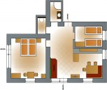 Apartment Jägersee Plan